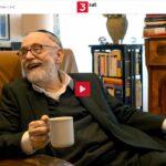 3sat-Doku: Wenn der Rabbi lacht - Paul Chaim Eisenberg und der jüdische Humor