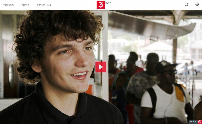 3sat-Doku: Wo Bücher die Welt bedeuten - Karibik, St. Vincent und die Grenadinen