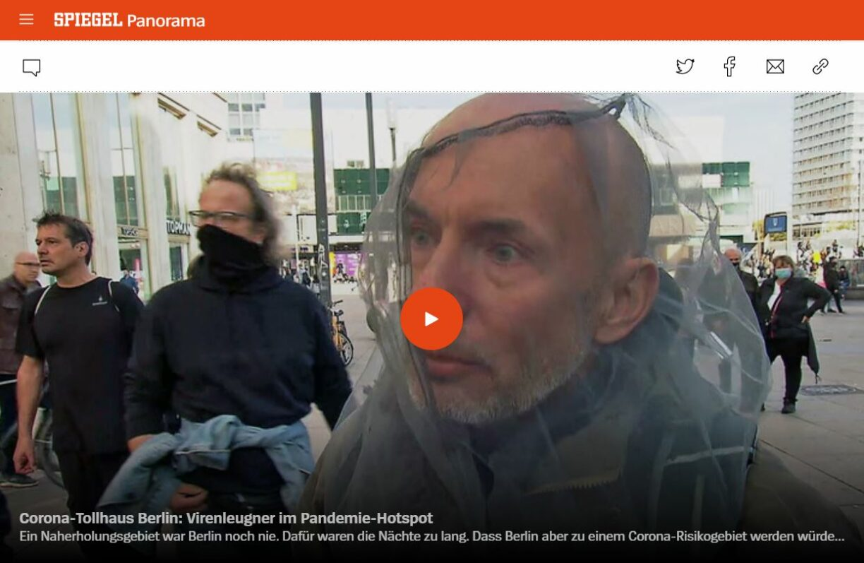 SPIEGEL TV: Corona-Tollhaus Berlin