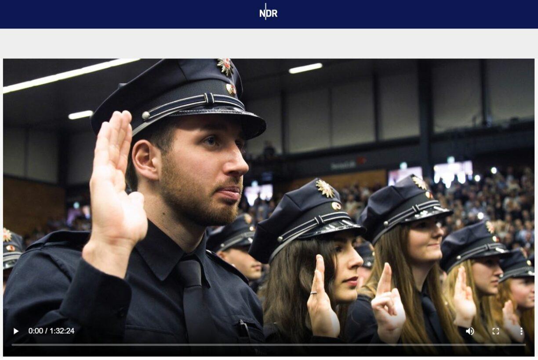NDR Doku: Die Polizeianwärter