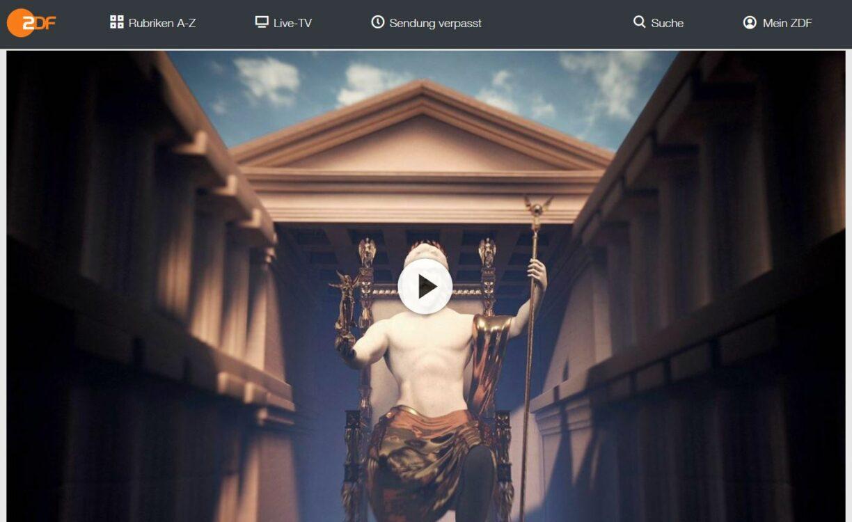 ZDF-Doku: Die sieben Weltwunder der Antike