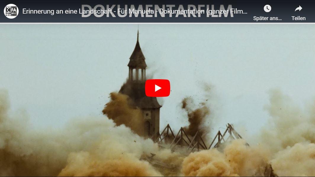 DEFA: Erinnerung an eine Landschaft – Für Manuela // Doku-Empfehlung von Grit Zacharias