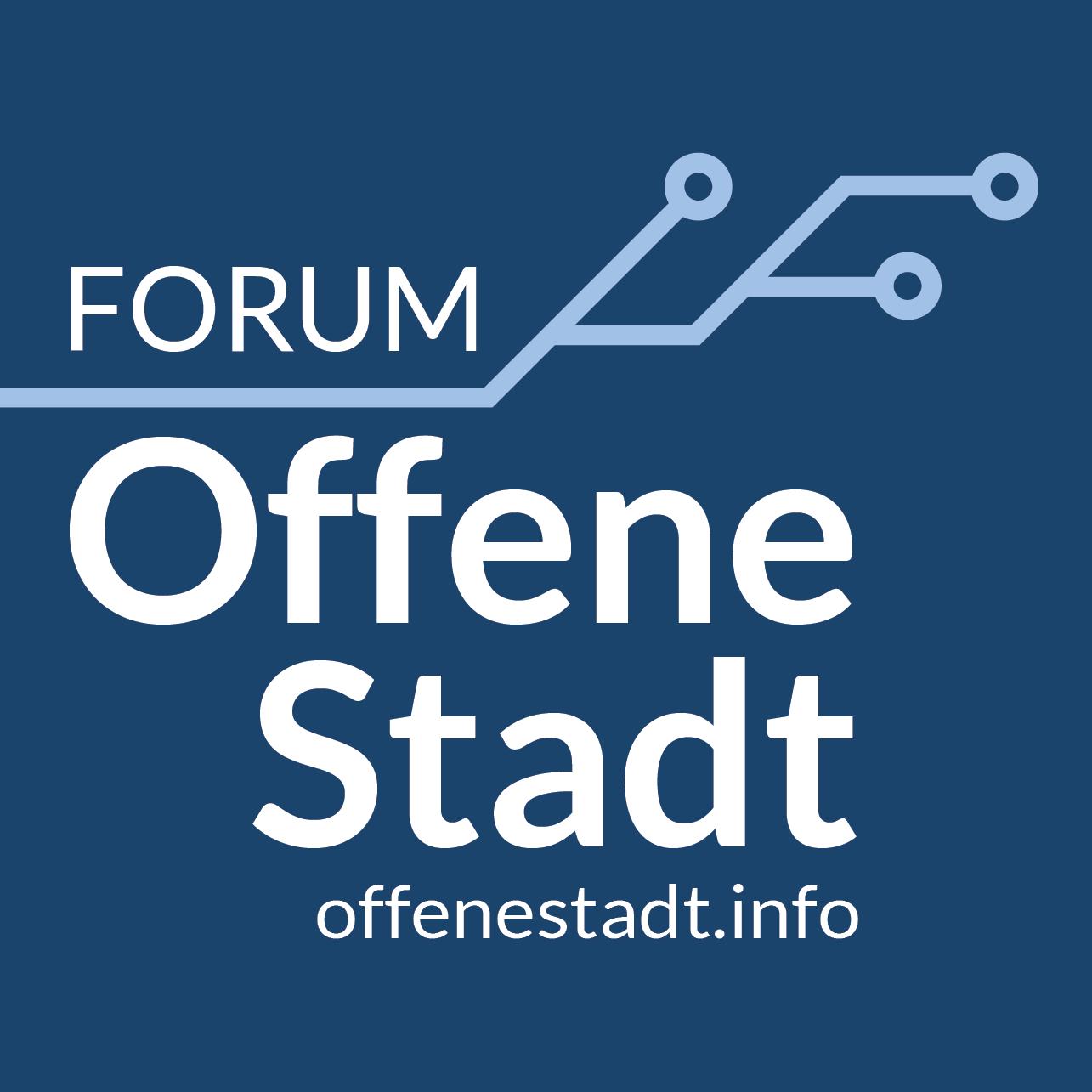 Forum Offene Stadt 2020