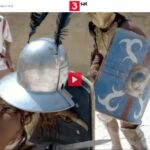 3sat-Doku: Gladiatrix - Roms weibliche Superstars