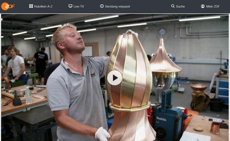 ZDF-Doku: Handwerker gesucht - Ein Berufsstand in der Krise