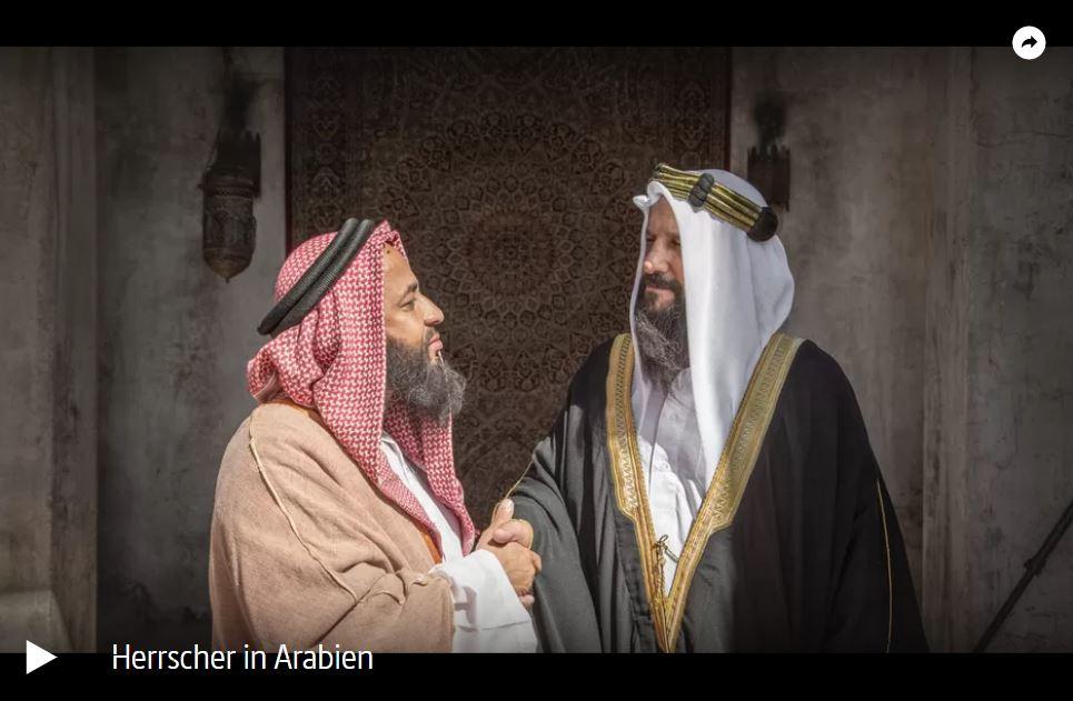 ARTE-Doku: Herrscher in Arabien