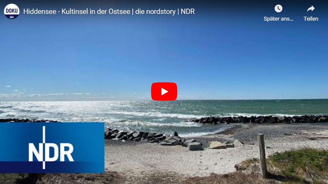 NDR Doku: Hiddensee - Kultinsel in der Ostsee