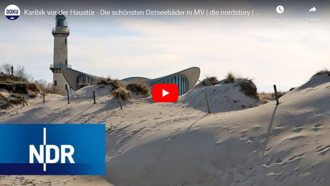 NDR Doku: Karibik vor der Haustür - Die schönsten Ostseebäder in Mecklenburg-Vorpommern