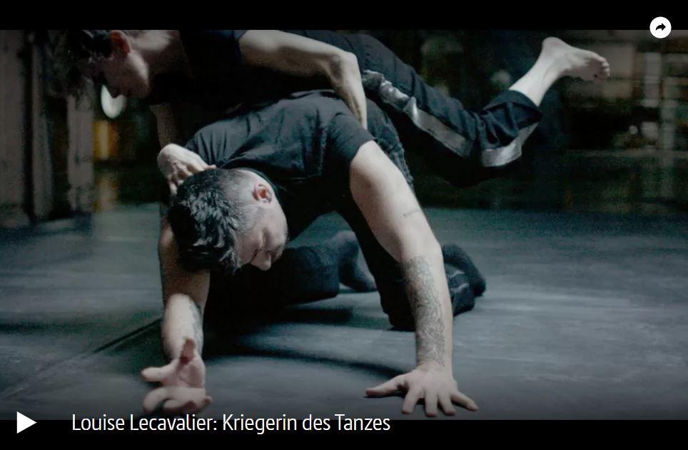 ARTE-Doku: Louise Lecavalier - Kriegerin des Tanzes