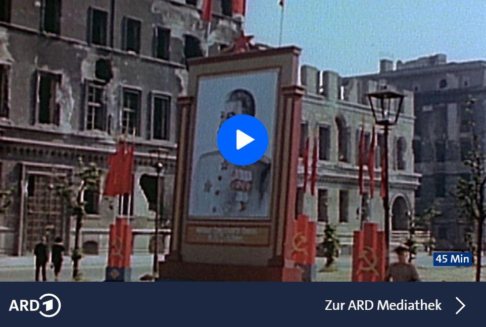 RBB-Doku: Stalin und die Deutschen