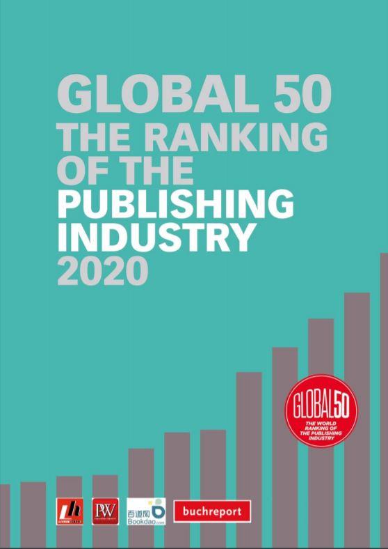 »The Global 50 World Publishing Ranking« (RWCC, 2020)