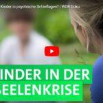 WDR-Doku: Warum geraten Kinder in psychische Schieflagen?