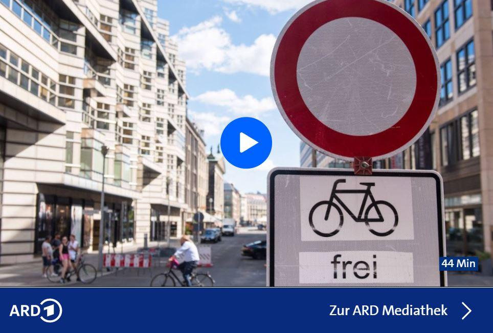 RBB-Doku: Wem gehört die Straße?