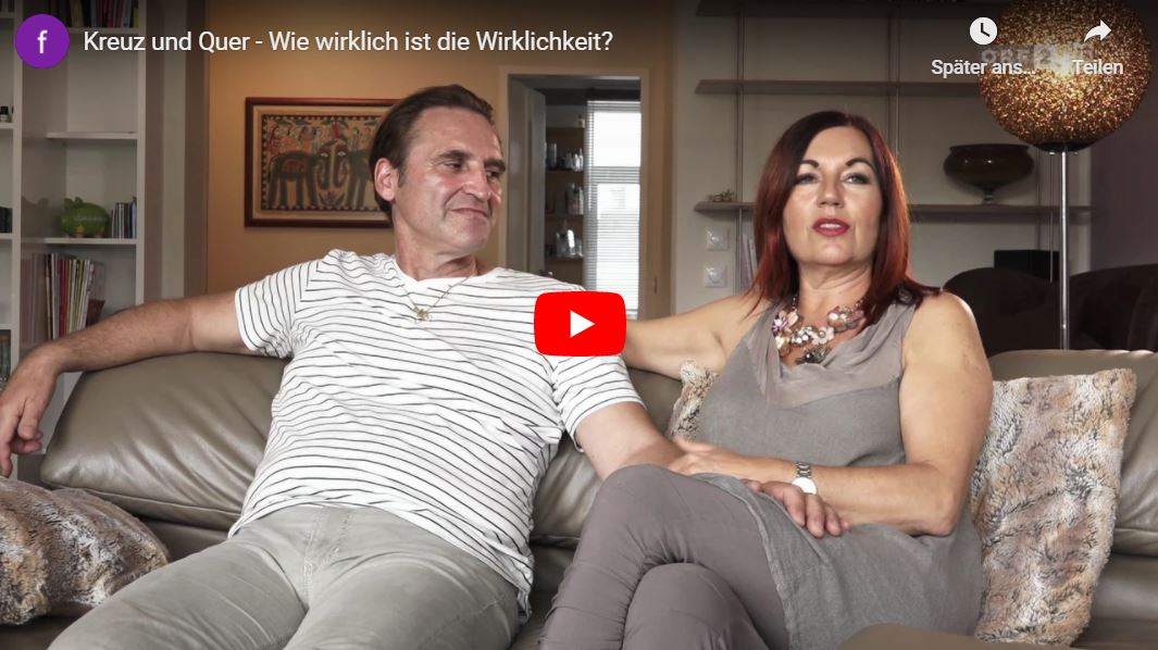 ORF: Wie wirklich ist die Wirklichkeit? // Doku-Empfehlung von Sabine Gruppe