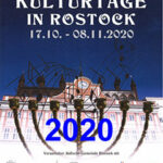 Jüdische Kulturtage Rostock 2020
