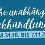 WUB - Woche unabhängiger Buchhandlungen 2020