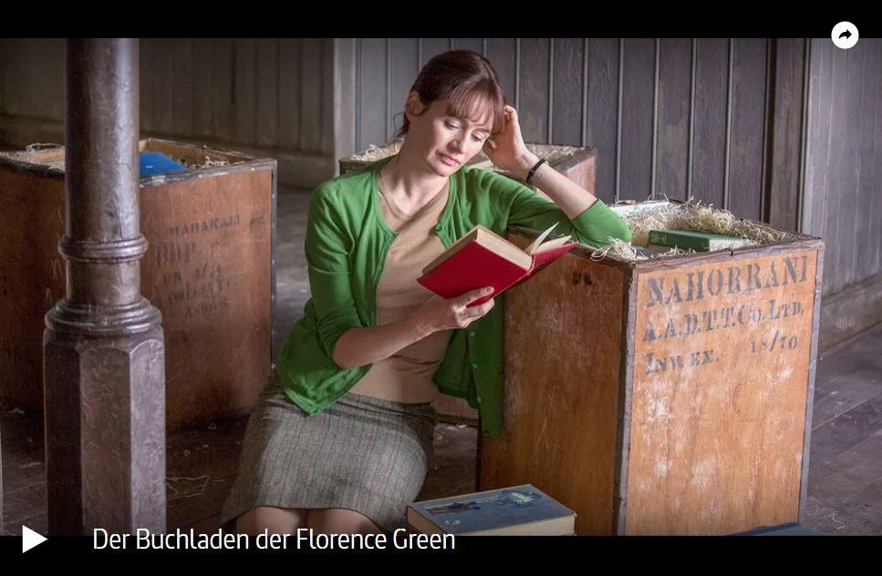 Film online zu sehen: »Der Buchladen der Florence Green«