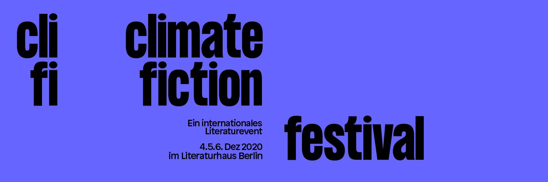 Climate Fiction Festival Berlin 2020