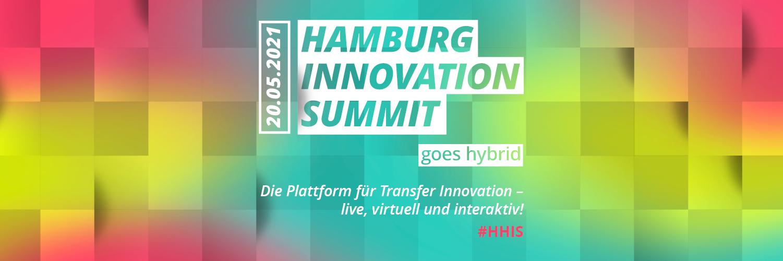 Hamburg Innovation Summit 2021 – #HHIS goes hybrid