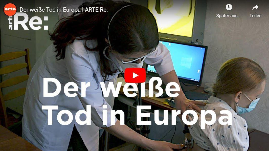 ARTE-Doku: Tuberkulose - Der weiße Tod in Europa