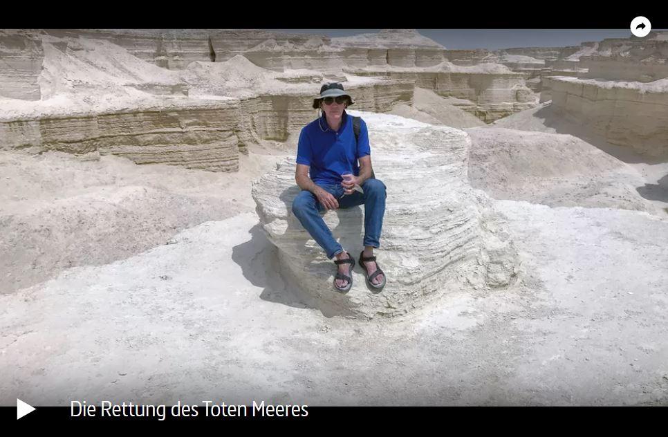 ARTE-Doku: Die Rettung des Toten Meeres
