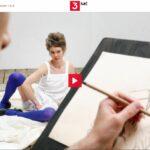 3sat-Doku: Egon Schiele - Die nackte Wahrheit