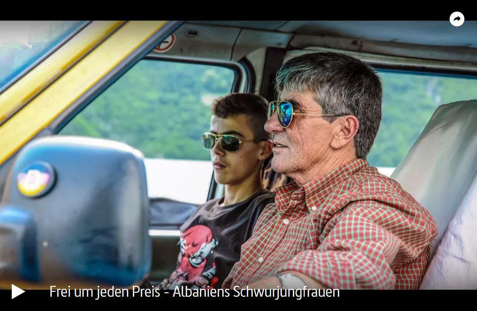 ARTE-Doku: Frei um jeden Preis - Albaniens Schwurjungfrauen