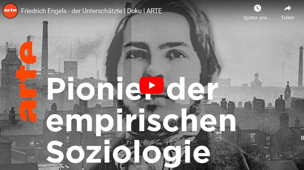 ARTE-Doku: Friedrich Engels - der Unterschätzte