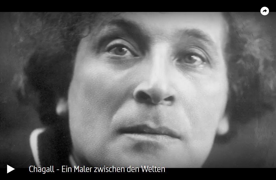 ARTE-Doku: Marc Chagall - Ein Maler zwischen den Welten