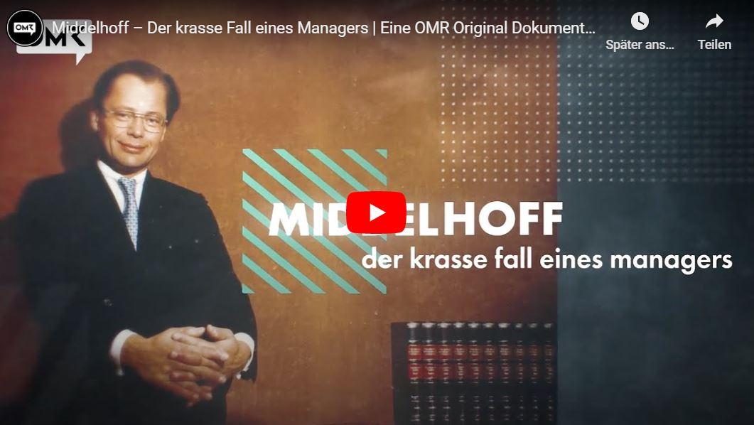 OMR-Doku: Middelhoff – Der krasse Fall eines Managers
