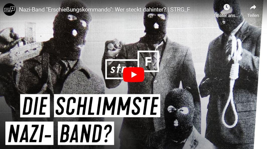 STRG_F: Nazi-Band »Erschießungskommando« - Wer steckt dahinter?
