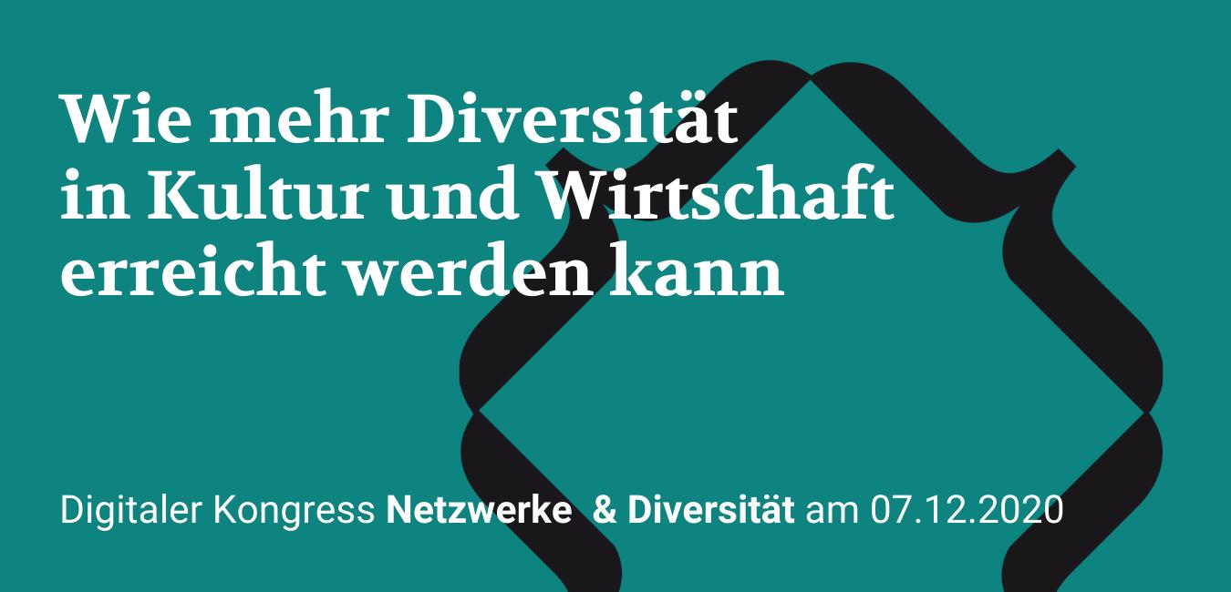 Kongress »Netzwerke & Diversität« 2020
