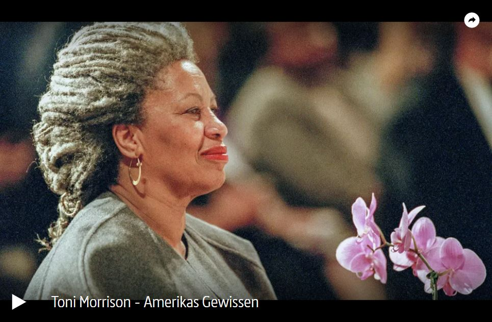 ARTE-Doku: Toni Morrison - Amerikas Gewissen