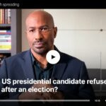 TED: What if a US presidential candidate refuses to concede after an election? - Van Jones