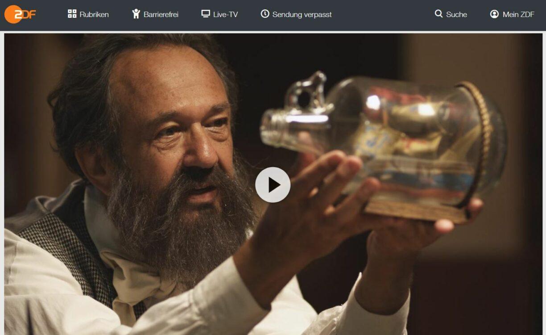 ZDF-Doku: Jules Verne - Visionär der Moderne