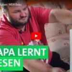 WDR-Doku: Oliver, 44, Analphabet
