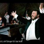 ARTE-Doku: Pavarotti, ein Sänger für das Volk