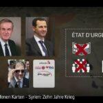 ARTE: Syrien - Zehn Jahre Krieg | Mit offenen Karten