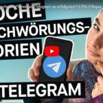 PULS Reportage: Warum sind Verschwörungstheoretiker*innen auf Telegram so erfolgreich?