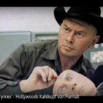 ARTE-Doku: Yul Brynner - Hollywoods Kahlkopf von Format