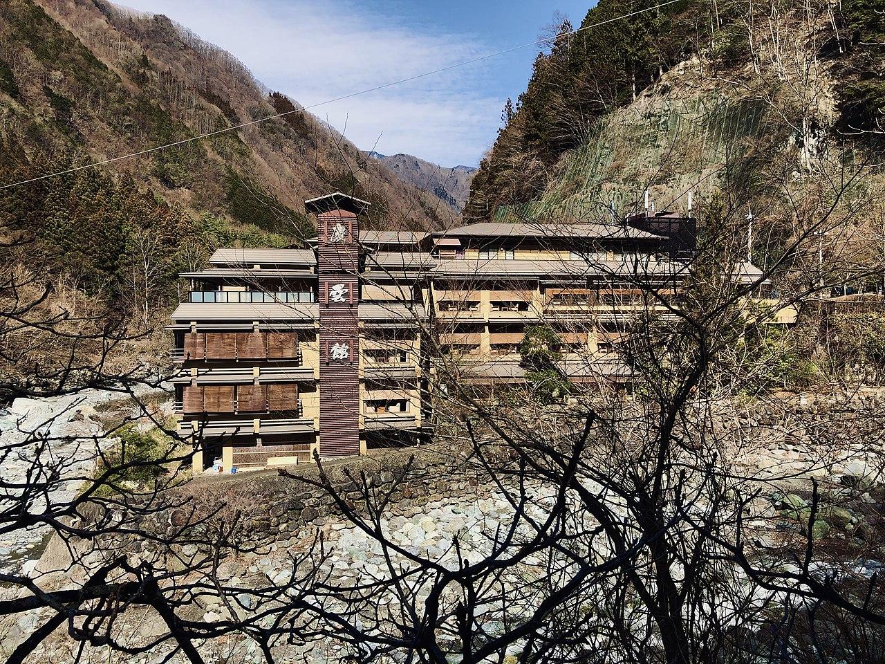 »Nishiyama Onsen Keiunkan« ist das älteste Hotel der Welt - seit 705 durchgängig in Betrieb