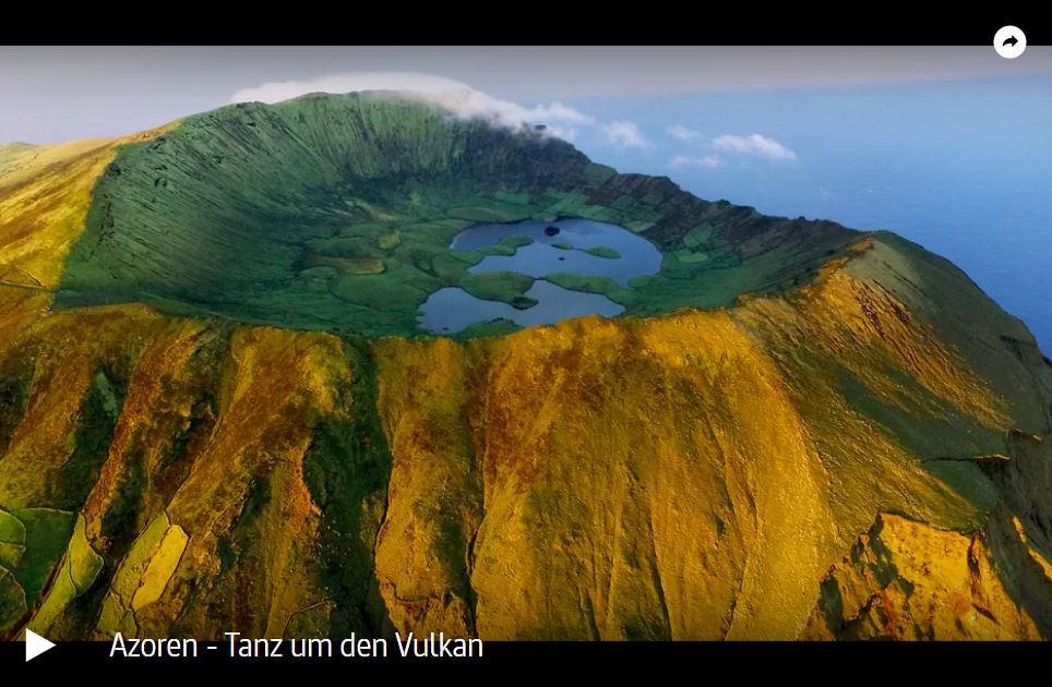 ARTE-Doku: Azoren - Tanz um den Vulkan