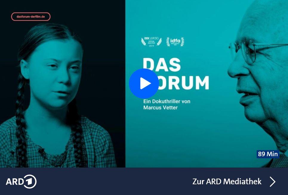 ARD-Doku: Das Weltwirtschaftsforum - Rettet Davos die Welt?
