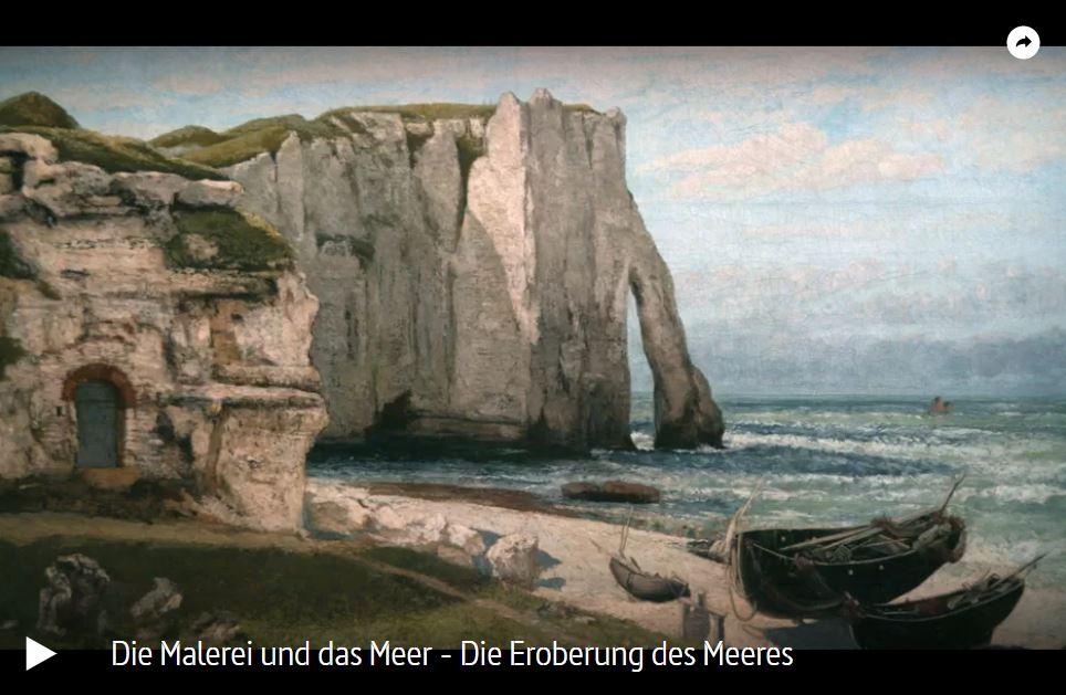 ARTE-Doku: Die Malerei und das Meer - Die Eroberung des Meeres