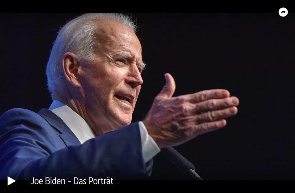 ARTE-Doku: Joe Biden - Das Porträt
