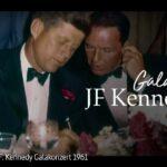 ARTE-Doku: John F. Kennedy Galakonzert 1961