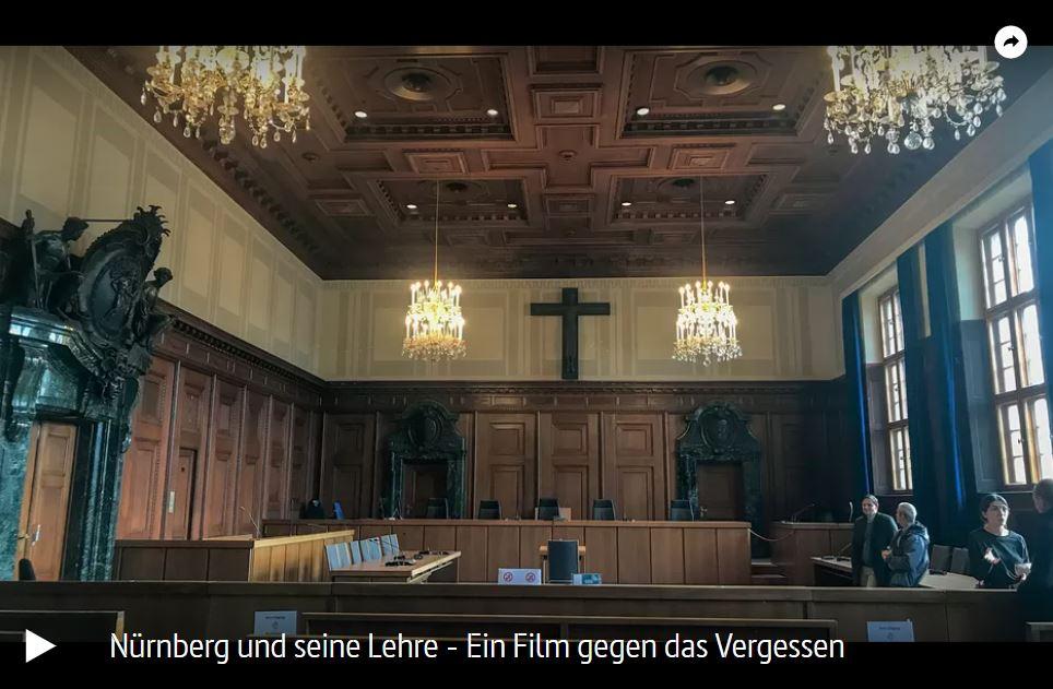 ARTE-Doku: Nürnberg und seine Lehre - Ein Film gegen das Vergessen