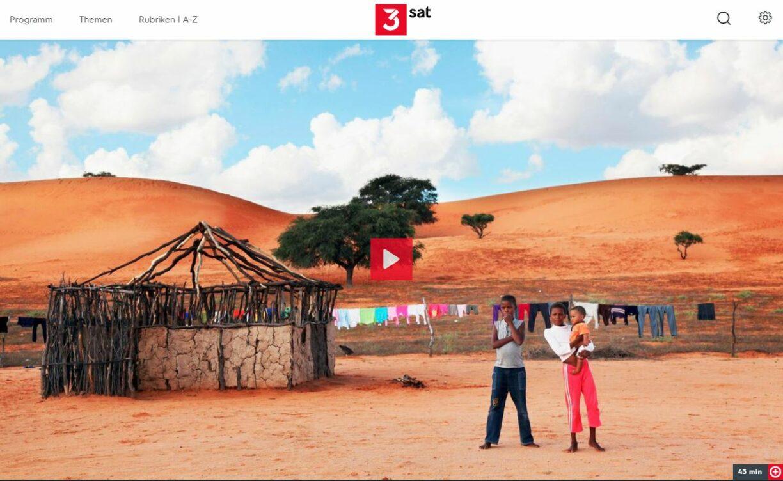 3sat-Doku: Ohne Pfeil und Bogen - Buschmänner in der Kalahari