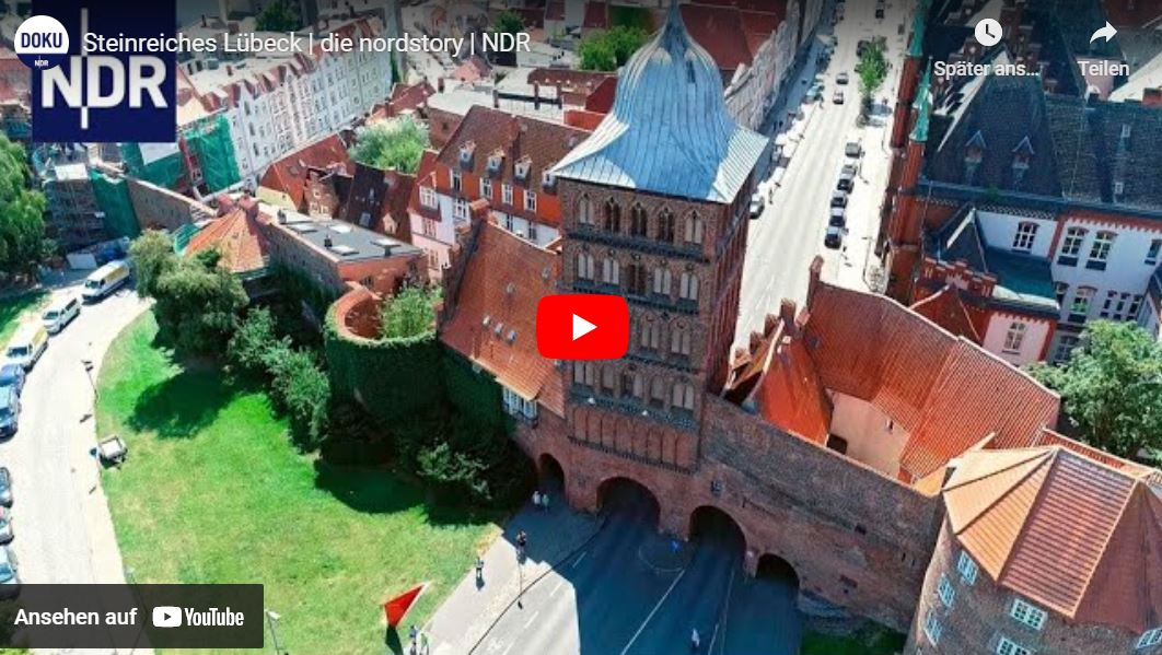 NDR-Doku: Steinreiches Lübeck