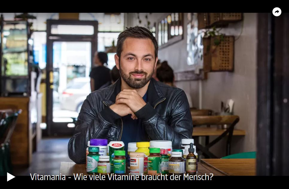 ARTE-Doku: Vitamania - Wie viele Vitamine braucht der Mensch?